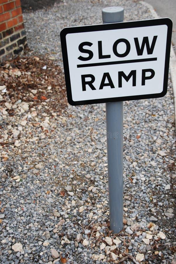Download Slow Ramp Royalty Free Stock Images - Image: 14278669
