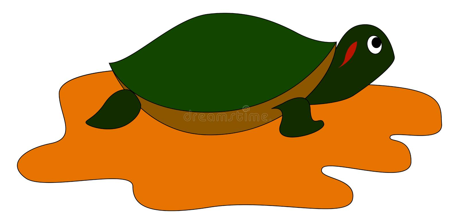 Clipart - Turtle - Slow Turtle Clipart - Png Download (#5869342) - PikPng
