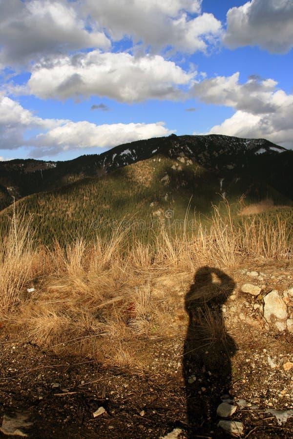 Slowaakse bergen ÄŽumbier stock fotografie