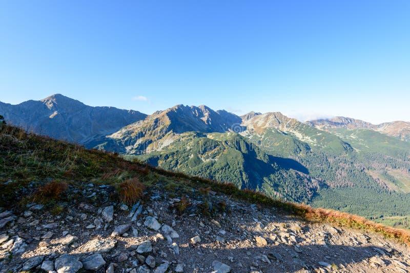 Download Slowakische Karpatenberge Im Herbst Wanderweg Auf Stockfoto - Bild von himmel, hoch: 106800282