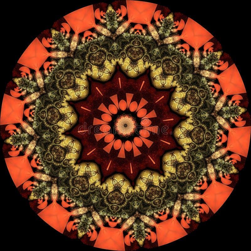 Slowakisches Kaleidoskop #3 vektor abbildung
