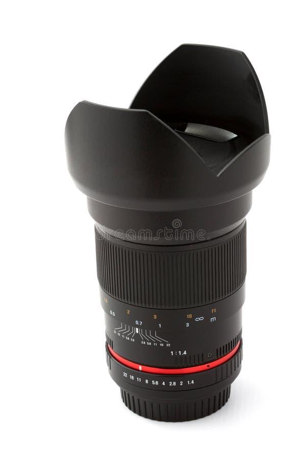 slr照相机的透镜 库存照片