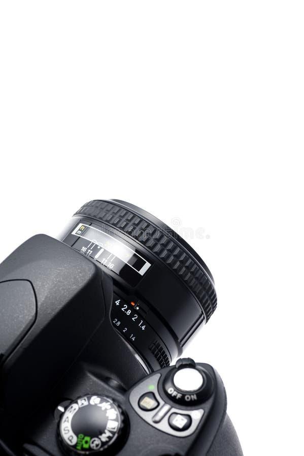 SLR kamera obrazy royalty free