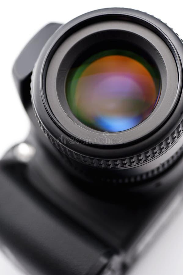 SLR kamery obiektyw zdjęcia royalty free