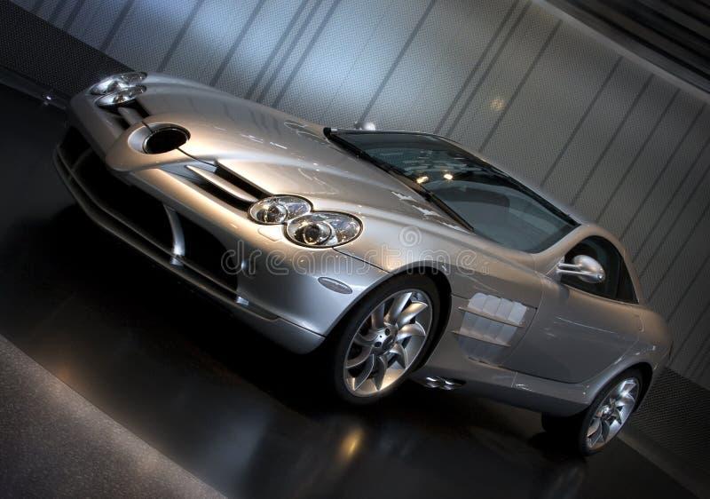 SLR Mclaren Sport-Auto lizenzfreie stockfotos