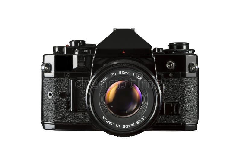 SLR 35mm ekranowa kamera obraz royalty free