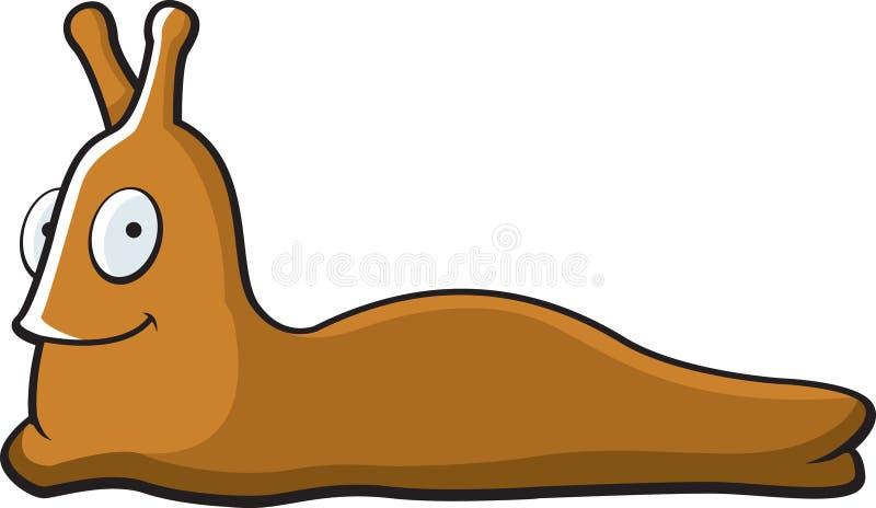 Slug vector illustration