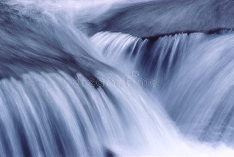 Sluier van water royalty-vrije stock fotografie