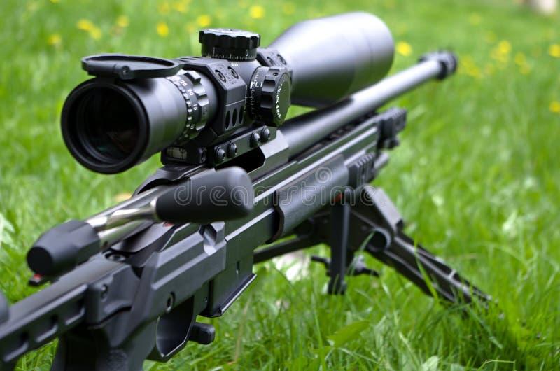 Sluipschuttergeweer royalty-vrije stock fotografie