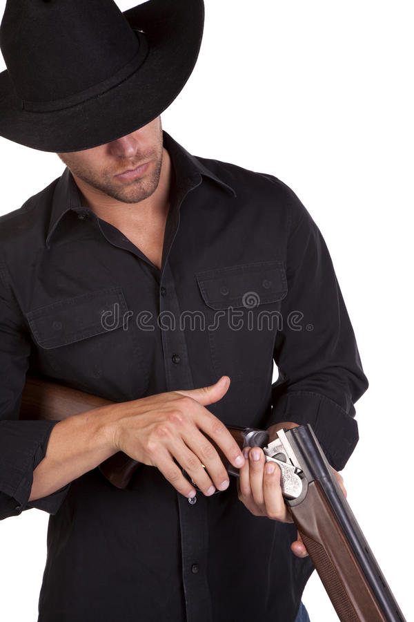 Sluit het controleren kogels stock afbeelding
