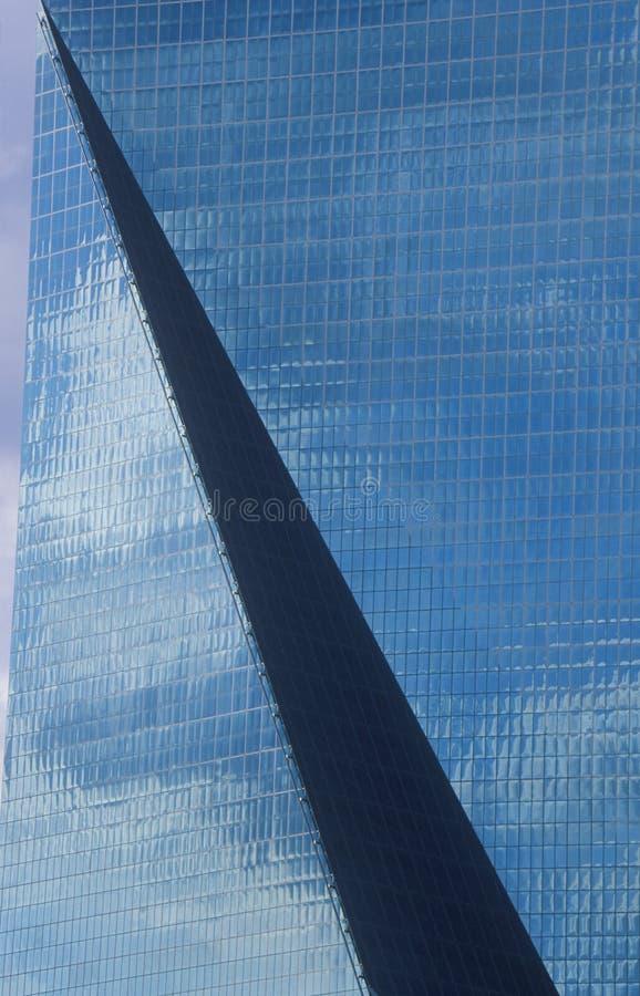 Sluit omhoog abstract detail van Fonteinplaats, Dallas, TX stock afbeelding