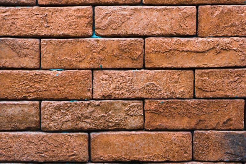 Sluit omhoog bakstenen muurachtergrond royalty-vrije stock foto's