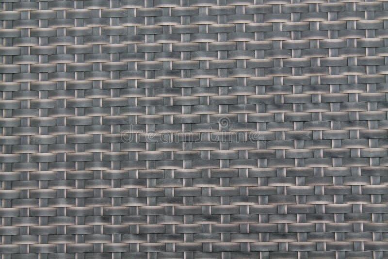 Sluit omhoog beeld van zwarte streepjemat voor celtelefoon stock fotografie