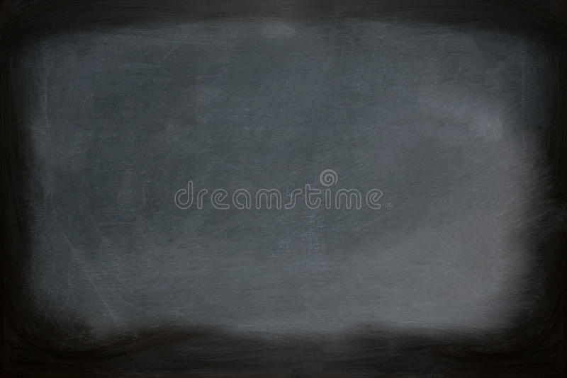 Sluit omhoog mening van een zwart vuil bord zonder een houten kader royalty-vrije stock foto's