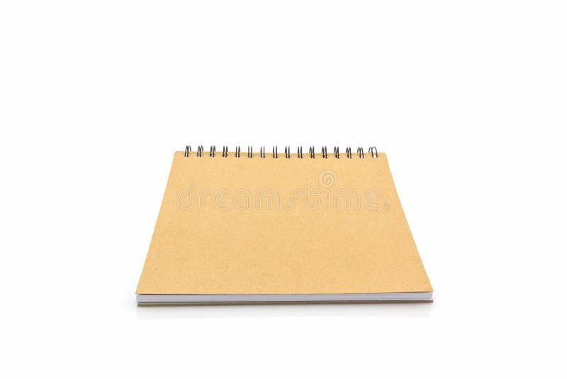 Sluit omhoog Schetsboek stock afbeelding