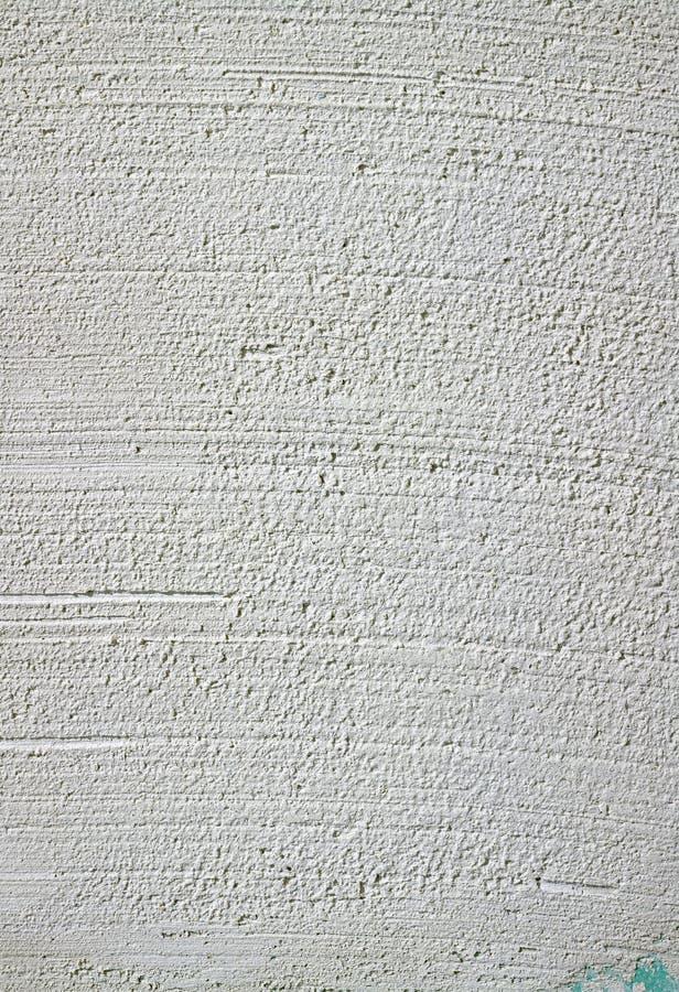 Gips gepleisterde muur royalty-vrije stock afbeeldingen