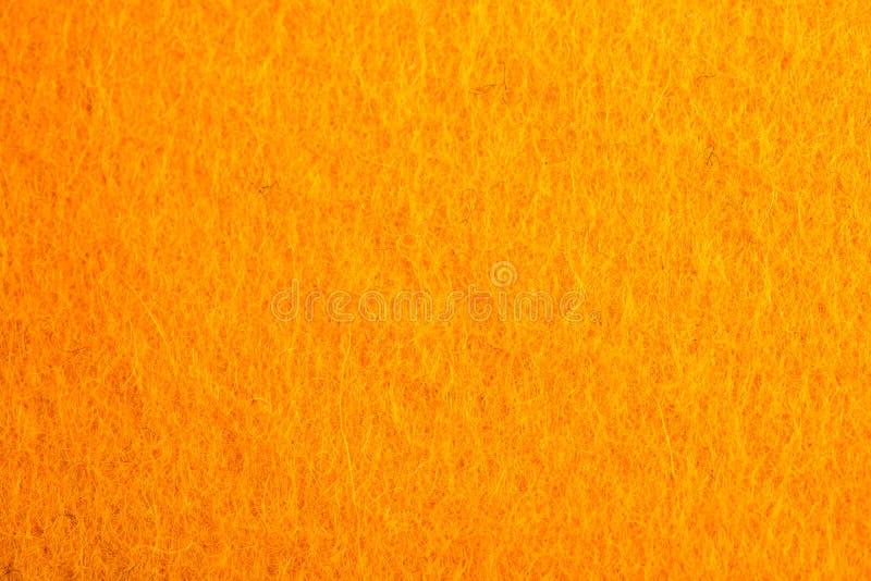Sluit omhoog van gekleurd gevoeld textiel voor bachground stock fotografie