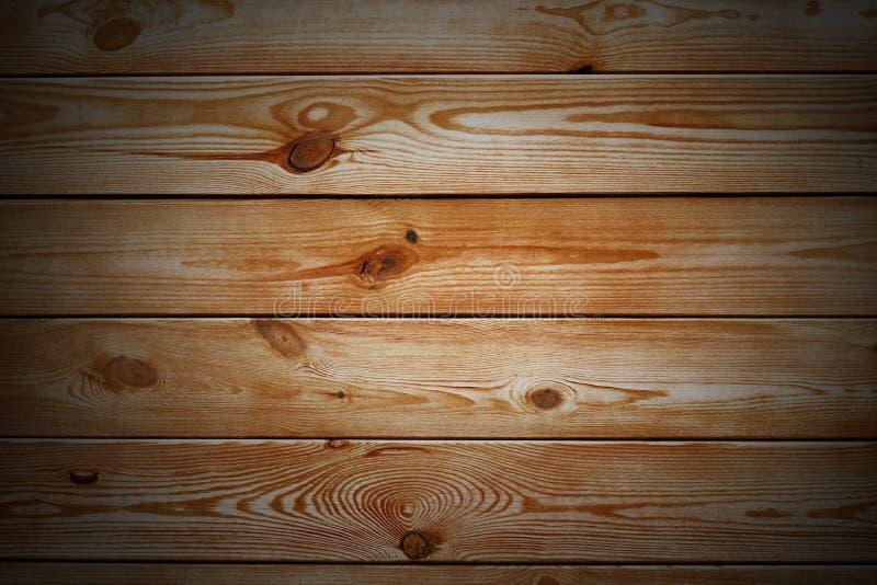Sluit omhoog van muur van houten plankenhout wordt gemaakt, achtergrond, dark, plank, bruine textuur, raad die royalty-vrije stock afbeeldingen