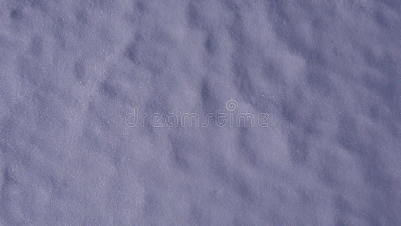 Sluit omhoog van witte sneeuw royalty-vrije stock afbeeldingen