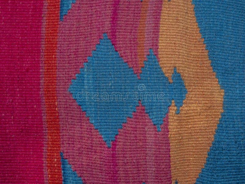 Sluiting van tapijt stock afbeeldingen