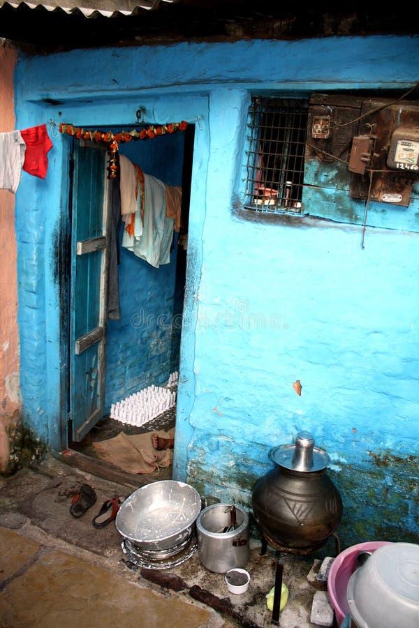 Download Slum House Entrance Stock Photography - Image: 16764092