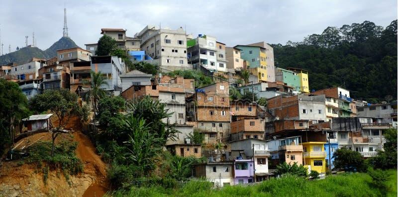 Slum royalty free stock image