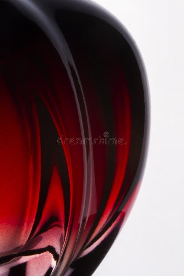 Slut upp av en bottile doft fotografering för bildbyråer