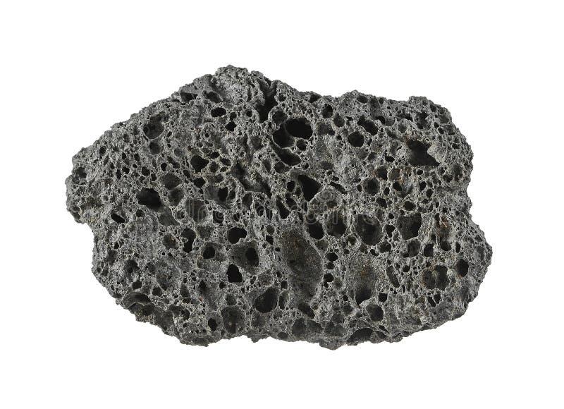 Vulkanisk sten arkivfoto