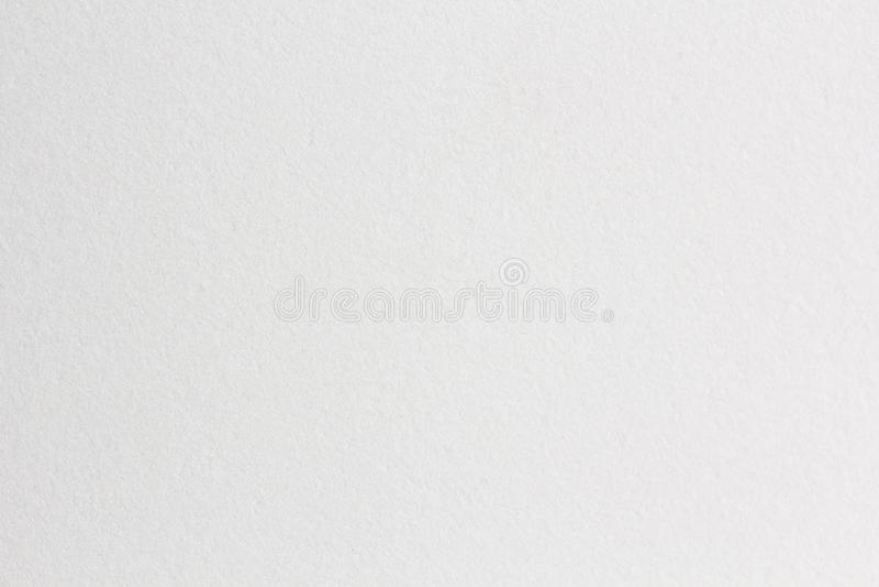 slutet av en vit texturerade upp pappers- bakgrund arkivbild