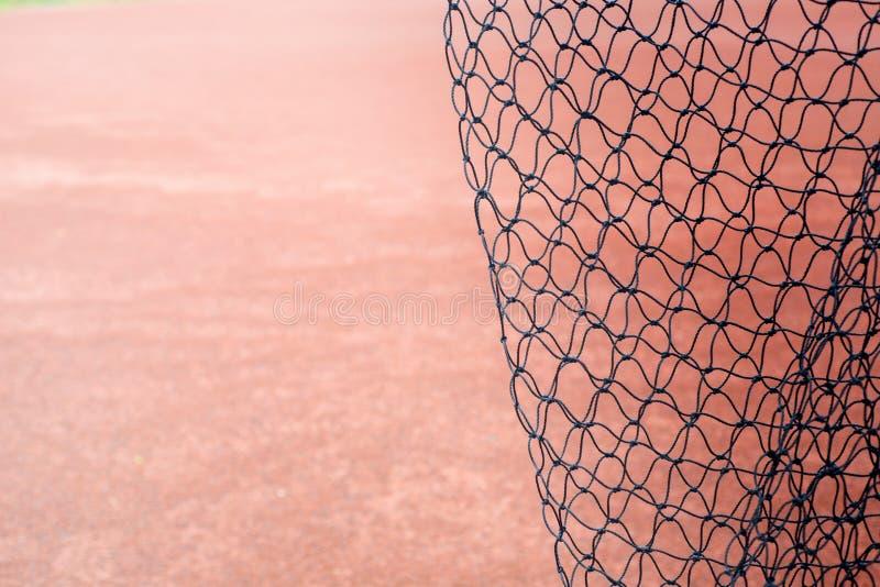 Slutet upp på sportfält förtjänar fotografering för bildbyråer