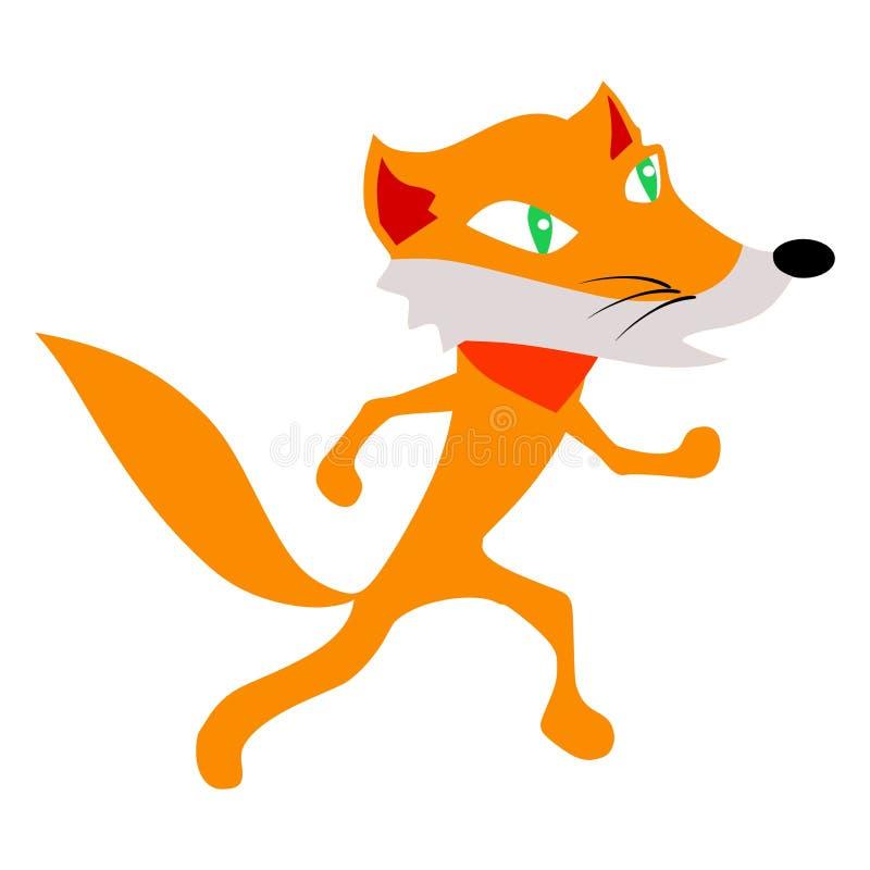 Sly Fox Stock Image