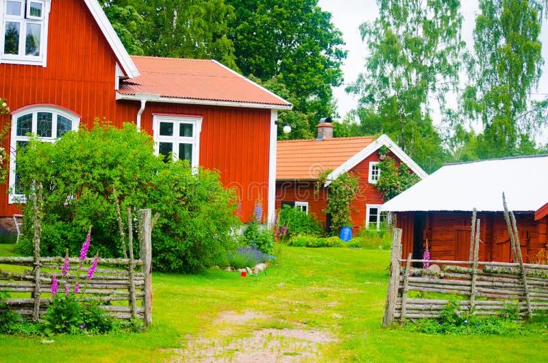 Småland Smaland 3 fotografia stock libera da diritti
