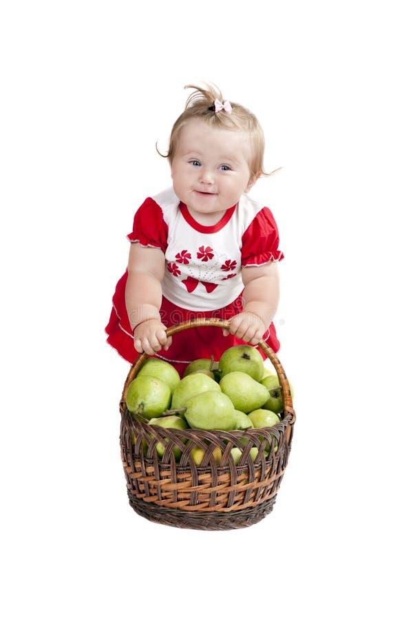 Småbarn royaltyfria foton
