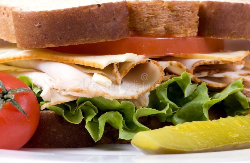 smörgås för 012 deli arkivfoton