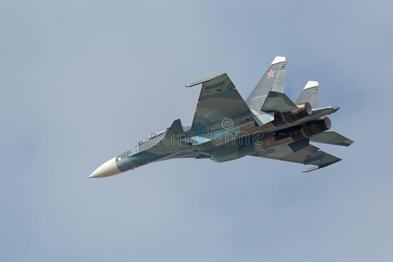 SM de Sukhoi Su-30 photo libre de droits