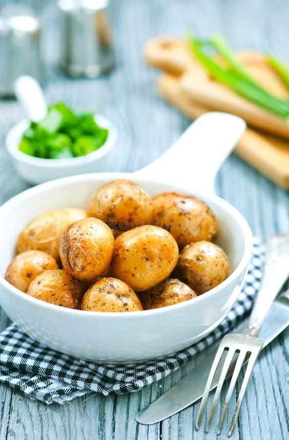 smażona ziemniaka obrazy stock