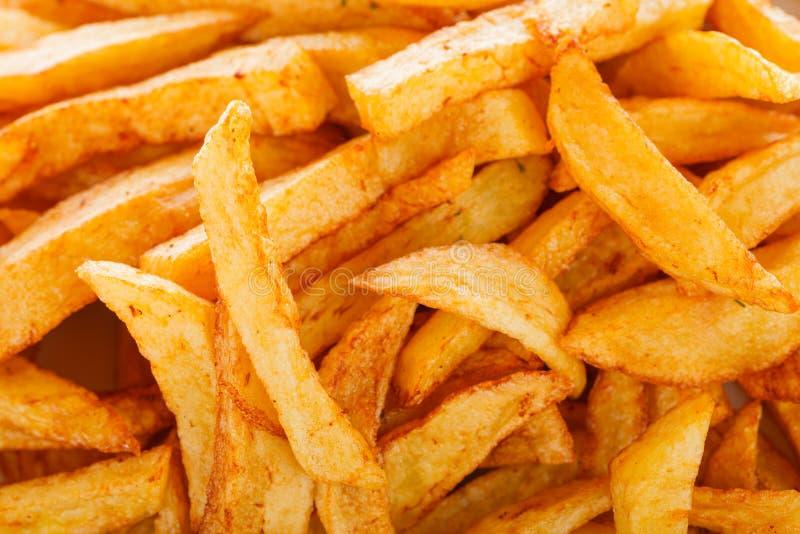 smażone ziemniaki zdjęcie stock