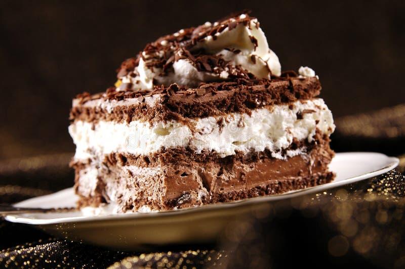 Smakelijk dessert royalty-vrije stock foto