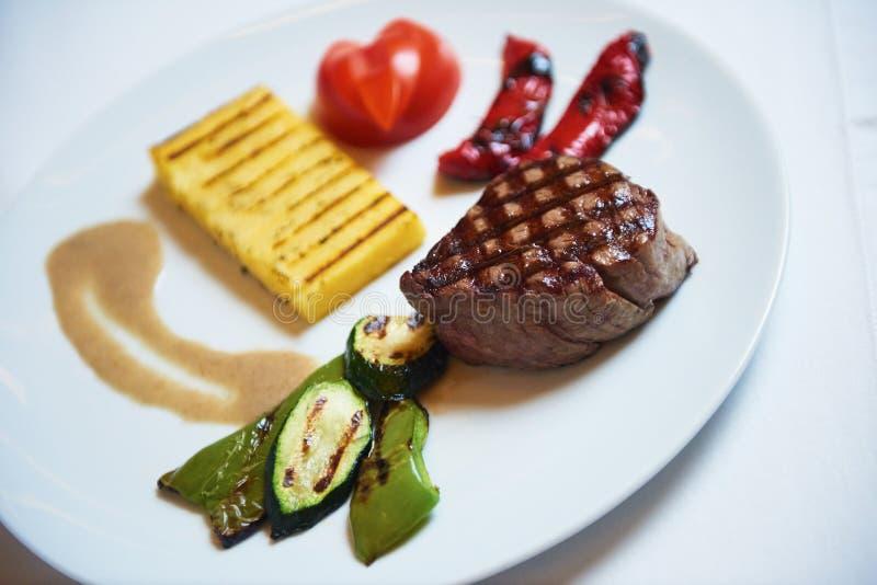 Smakelijk lapje vlees royalty-vrije stock afbeelding