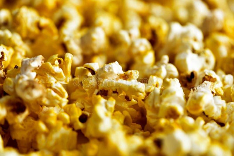 Smakelijke popcorn royalty-vrije stock fotografie
