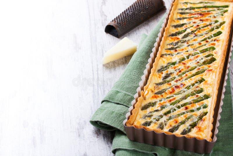 Smakelijke scherp met pecorino en bacon stock fotografie