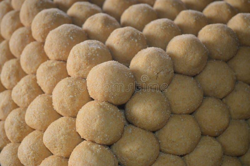 Smakelijke snoepjes stock afbeelding