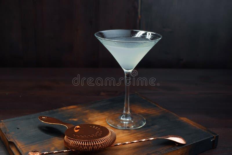Smaklig alkoholiserad coctail 'margarita ', royaltyfri fotografi