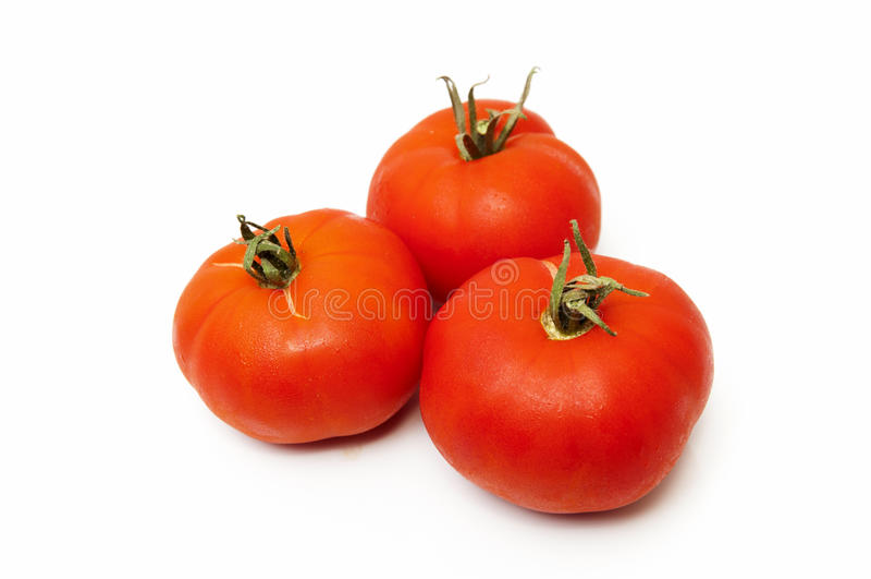 Smakowici pomidory zdjęcia royalty free