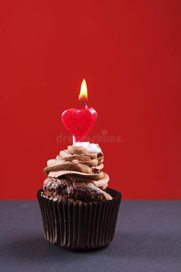 Smakowity dom robić piec urodzinowi muffins cukierki Yummy piekarnia produkty zli dla postaci Niezdrowi cukierki Wakacyjni boże n obraz royalty free