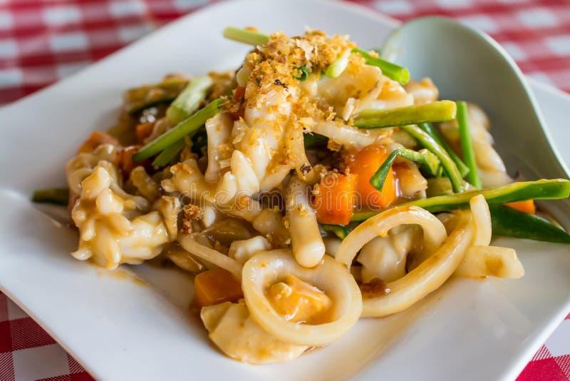 Smakowity tajlandzki jedzenie obraz royalty free