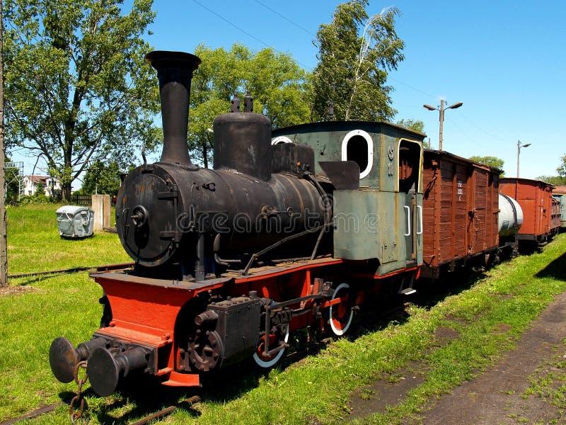 smal järnväg för gauge fotografering för bildbyråer