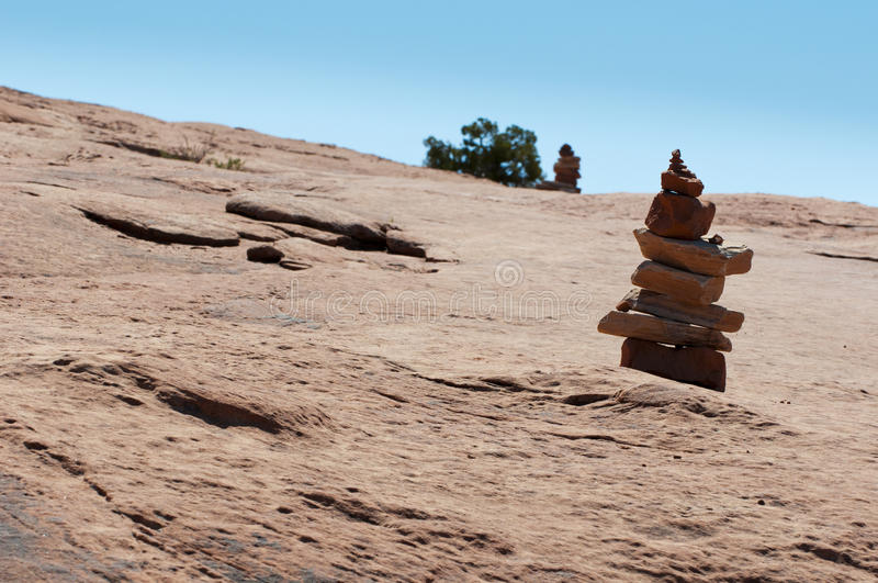 Download Smal Tower Made Of Red Sandstone Stones Stock Image - Image of high, mountain: 23214767