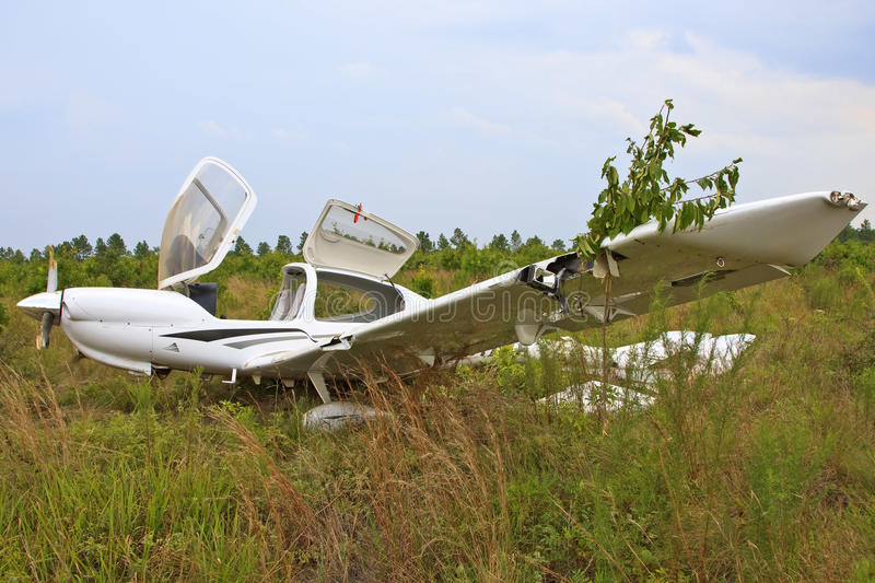 Download Small Airplane Crash Stock Images - Image: 15499064