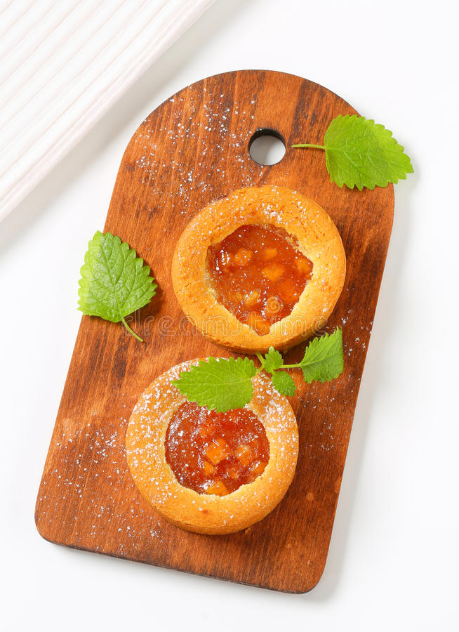 Download Small apple filled cakes stock image. Image of digifoodstock - 39505733